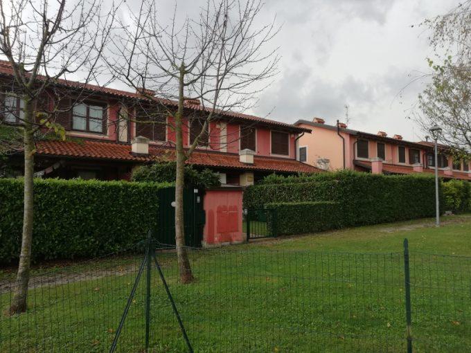 F08-20 – Fossano – Villa  MQ.140 – 4 locali
