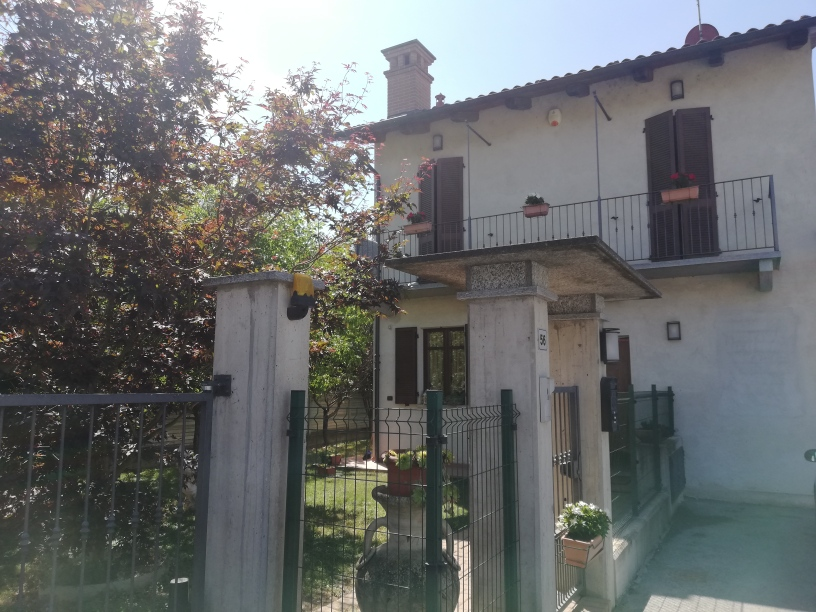 F07-21 – Fossano – Villa  MQ.150 – 5 locali